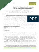3. Manage-An Empirical Analysis of Customer Satisfaction-Ibukun Fatudimu