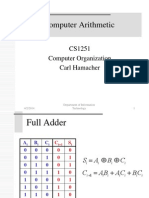 2. Arithmetic Unit_2