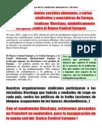 2014 - 3 - 16 - Soutien Blockupy Castellano MARCIA 22MARZO2014