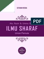 eBook Ilmu Sharaf Untuk Pemula Cetakan Kedua