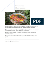 Environmental Protection and Enhancement Program