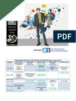 Semana Cultural 2014 Web