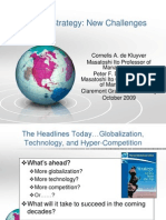 Global Strategy - Europe