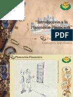 01-Introducción a la Planeación Financiera