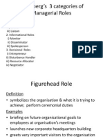 Managerial Roles 1