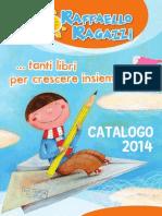 Narrativa per ragazzi - Catalogo 2014