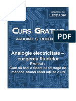 CursGratuitArduino Lectia14 AnalogieElectricitateCurgereaFluidelor Proiect Floare