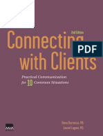 Connecting With Clients