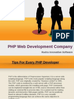Best PHP Developer in India