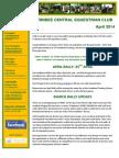 wcec april 2014 news letter