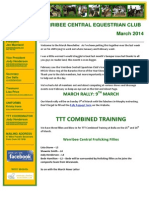 march 2014 news letter