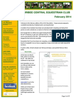 wcec february 2014 news letter