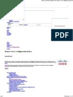 Router Cisco_ Configuración básica