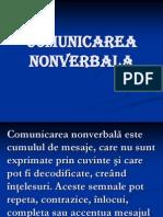 comunicareanonverbala-110118075759-phpapp01