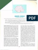 Geografia Municipiului Bucuresti Si Sectorului Ilfov