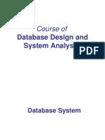 Database Design & System Analysis