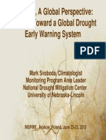 A Global Perspective on Drought USA