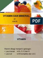 vitamin&mineral.pptx
