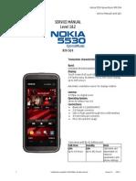 Nokia RM-504 5530XpressMusic Service Manual L1L2 v2.0