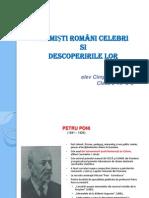 Chimisti Romani Celebri 2