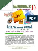 "Multiaventura 2010 - IES "" Villa de Firgas"""