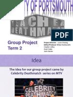 Group Project Presentation TB2