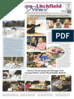 Hudson~Litchfield News 4-4-2014