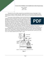 Example Technique Lab Report