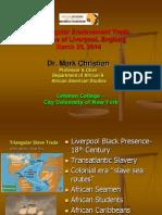 Presentation- Dr. Christian