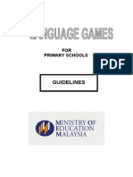 Language Games Concept Paper