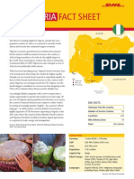Exporting to Nigeria Fact Sheet