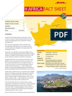 Exporting to South Africa Fact Sheet