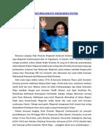 Biografi Megawati Soekarno Putri