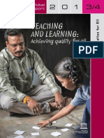 Unesco Monitoring Education 2013-14