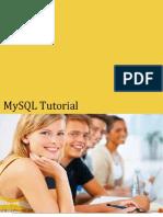 Mysql Tutorial