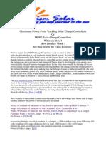 MPPT Draft