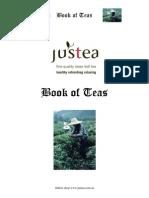 Book of teas