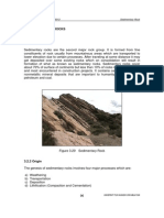 Chapter 3.2 - Sedimentary Rock