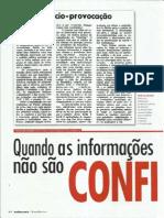 Entrevista Revista Brasileiros