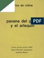Pavana del Gallo y el Arlequin