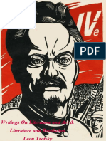 Leon Trotsky Writings on Literature and Art Literature and Revoluyion
