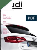 Audi Magazine 5 2012