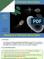 Bacterias e doenças associadas
