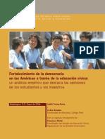 Strengthening Democracy (IEA)
