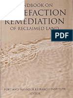 Handbook on Liquefaction Remediation of Reclaimed Land
