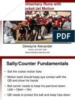 Counters and Sally's, Powers