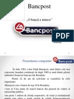 Prezentare Bancpost