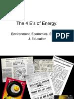 4Es of Energy