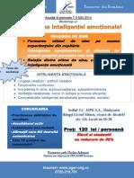 Reclama AGER-Dezv Intel Emotionale-7-9 MAI 2014