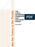 The Local Government Framework for South Sudan.pdf
